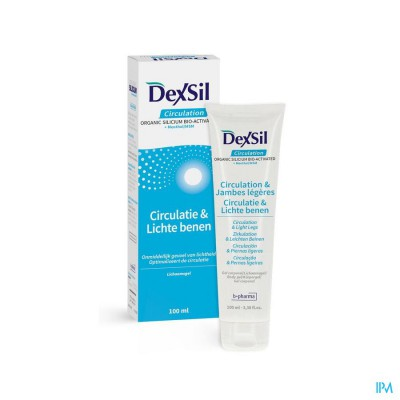 DEXSIL CIRCULATION & JAMBES LEGERES GEL 100ML