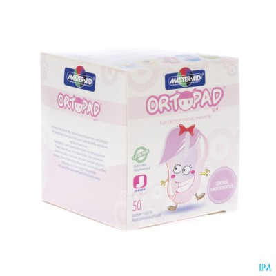 Ortopad Junior For Girls Compresse Ocul. 50 73221