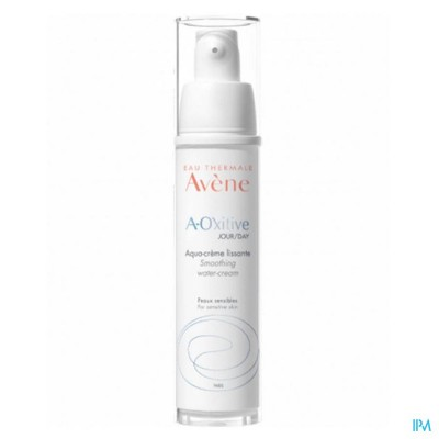 Avene A-oxitive Dag Aqua Creme Pompfl 30ml