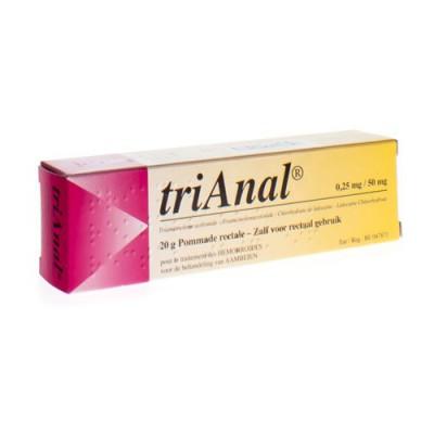 TRIANAL POMM. 20 G