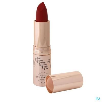Cent Pur Cent Minerale Lipstick Merlot 3,75g