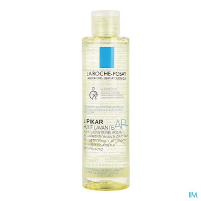 Lrp Lipikar Wasolie Ap+ 200ml