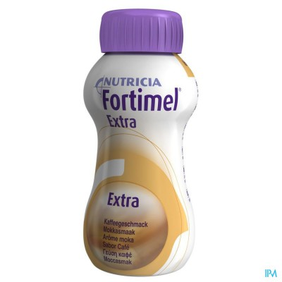 Fortimel Extra Mokka 4x200ml Rempl.2401503