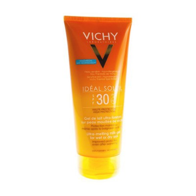 VICHY CAP ID SOL IP30 GEL LAIT ULTRA FOND. 200ML