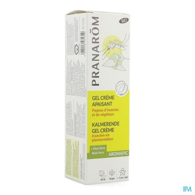 AROMAPIC BIO VERZACHTENDE GEL CREME 40ML