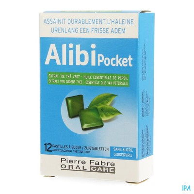 Alibi Pocket Comp Succ 12