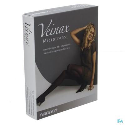 Veinax Kniekous Microfibre 2 Lang Mokka Maat 4