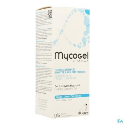 Mycogel Gel Nett Moussant Visage Tube 150ml