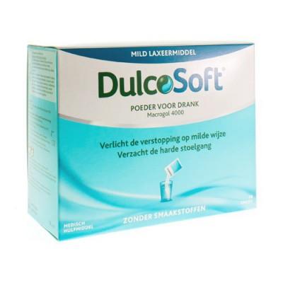 DULCOSOFT PDR SACHET 20X10G