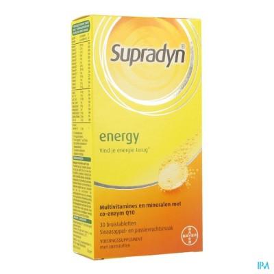 Supradyn Energy Comp Efferv. 30