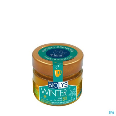 Biolys Miel Winter Pot 100g