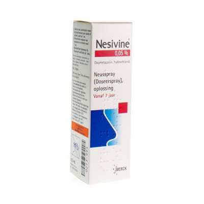 NESIVINE 0,050 % SPRAY DOS 15 ML