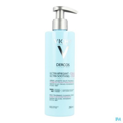 Vichy Dercos Sensi Color Cleansing Cream 250ml