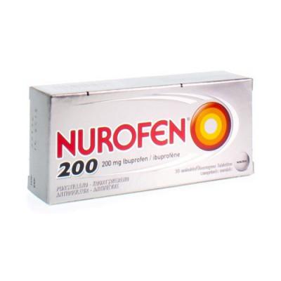 NUROFEN COMP ENROB. 30 X 200 MG