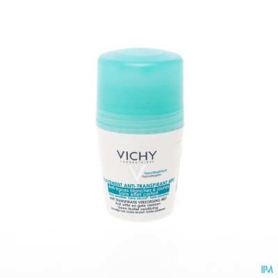 VICHY DEO A/TRACE BILLE 48H 50ML