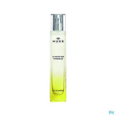 Nuxe Parfum Edp Le Matin Des Possibles Vapo 50ml