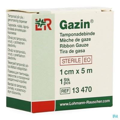 Gazin Gaaswieken Steriel Opgerold 1cmx5m