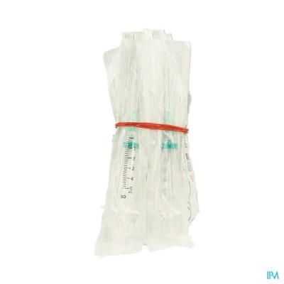 Bd Emerald Spuit 5ml + Naald 21g 1 1/2 10 307732