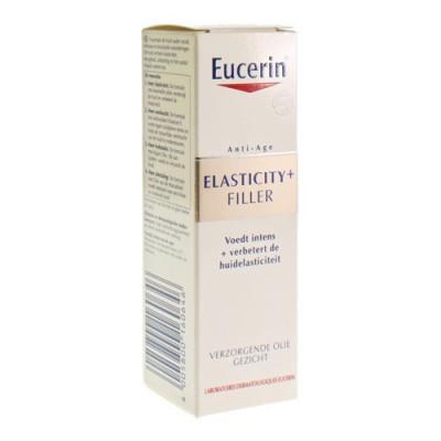 EUCERIN ELASTICITY+ FILLER HUILE VISAGE 30ML