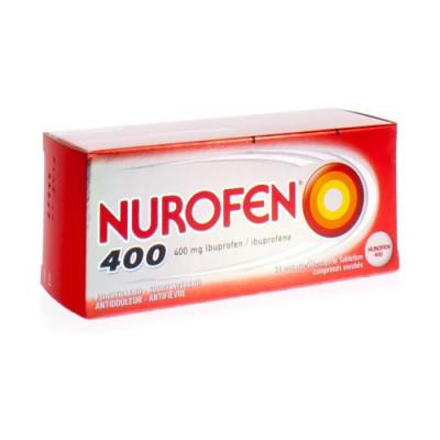 NUROFEN COMP ENROB. 30 X 400 MG