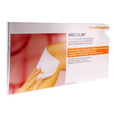 MELOLIN KP STER 10X20CM 5 66800707
