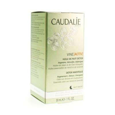 Caudalie Vineactiv Olie Nacht Detox 30ml