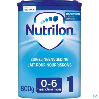 Nutrilon 1 poudre 800g préparation pour nourrissons
