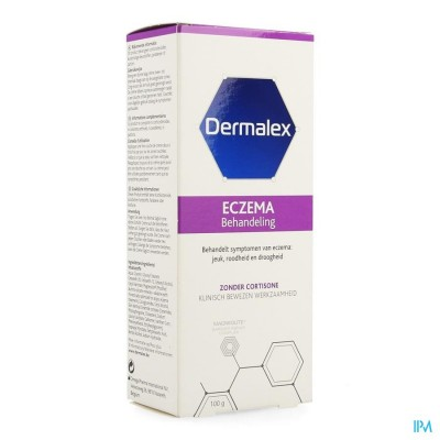 Dermalex Eczema Creme 100g