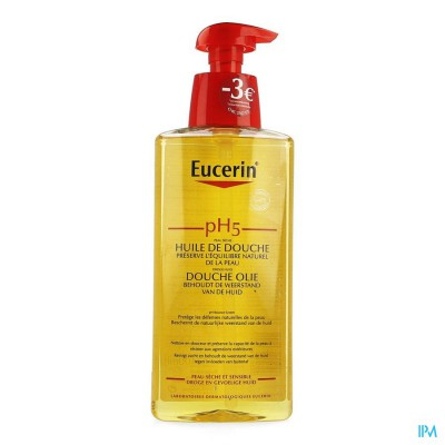 Eucerin Ph5 Douche Olie 400ml Promo-3€