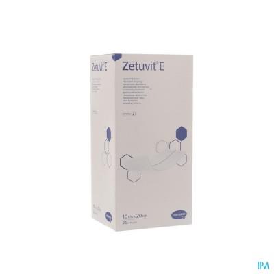 Zetuvit E 10x20cm St. 25 P/s