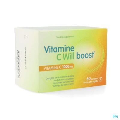 Vitamine C Will Boost Caps 60