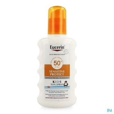EUCERIN SUN SENSIT. PROTECT KIDS SPRAY IP50+ 200ML