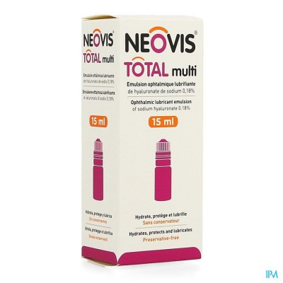 Neovis Total Multi Sol Ophtal.fl 15ml Verv.3465739