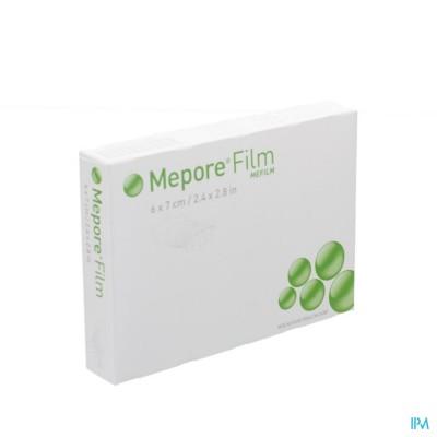 Mepore Film Verb Ster Tr. Adh 6x 7cm 10 270670