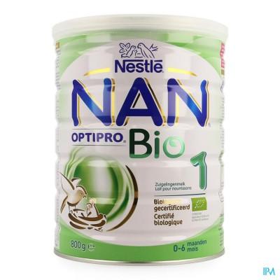 Nan Optipro Bio 1 Melkpoeder 800g