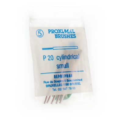 PROXIMAL BROSSE A/MANCHE CYLINDRIQUE SMALL 5 P20