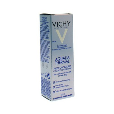 VICHY AQUALIA THERMAL DYN. HYD. OOGBALSEM 15ML