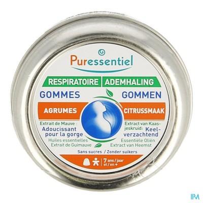 Puressentiel Respiratoire Gommes Agrumes 45g