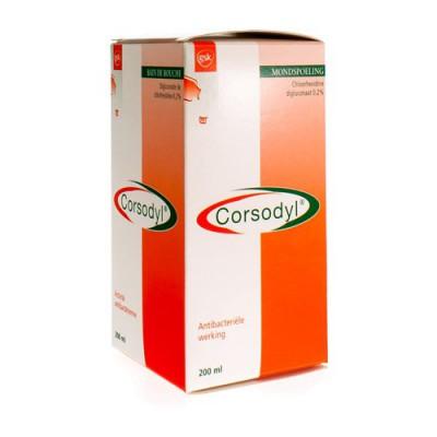 CORSODYL SOL 200ML