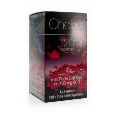 CHOLIXX RED TABL 120