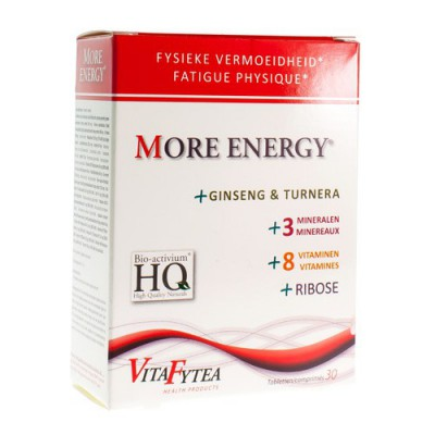 VITAFYTEA MORE ENERGY (B) COMP 30