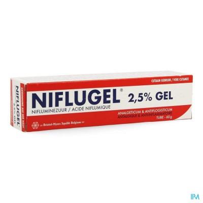 NIFLUGEL TUBE 60 GR