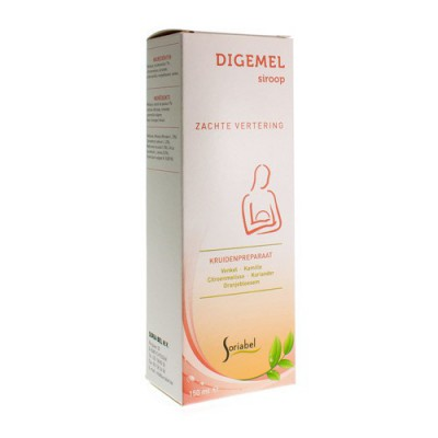 SORIA DIGEMEL SIROOP KIND 150ML