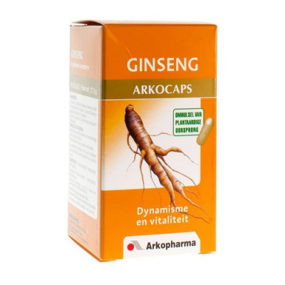 ARKOCAPS GINSENG PLANTAARDIG 45