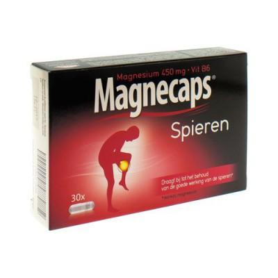 MAGNECAPS CRAMPES MUSCUL. NF CAPS 30