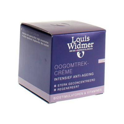 WIDMER CREME CONTOUR DES YEUX N/PARF 30ML