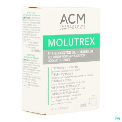 Molutrex 5% Sol Cutane Fl 3ml