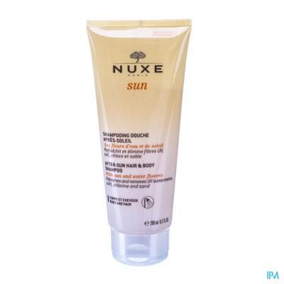 Nuxe Sun Aftersun Doucheshampoo Tube 200ml