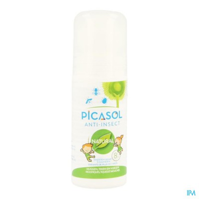 Picasol A/insect Natural Kids Roller 50ml