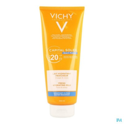 Vichy Cap Ideal Soleil Ip20 Lait 300ml